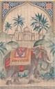 STG\A94\6215 Декор Джали слон