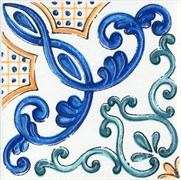 STG\A45432 Декор Капри майолика