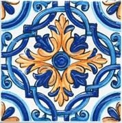STG\A45832 Декор Капри майолика