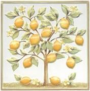 TLA001 Декор Капри Лимонное дерево