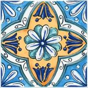 STG\A48946 Вставка Капри майолика